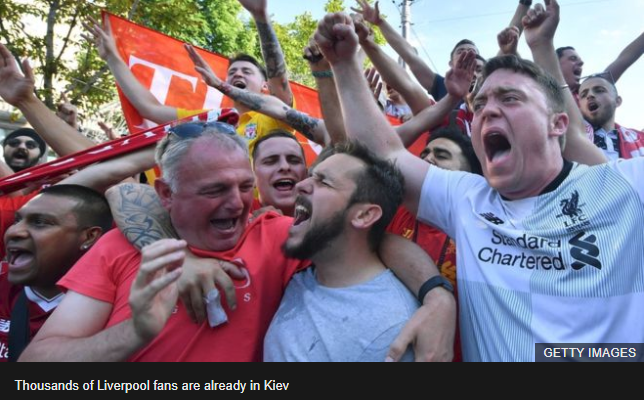 Vitali Klitchko Steps In To Get Stranded Liverpool Fans To Kiev