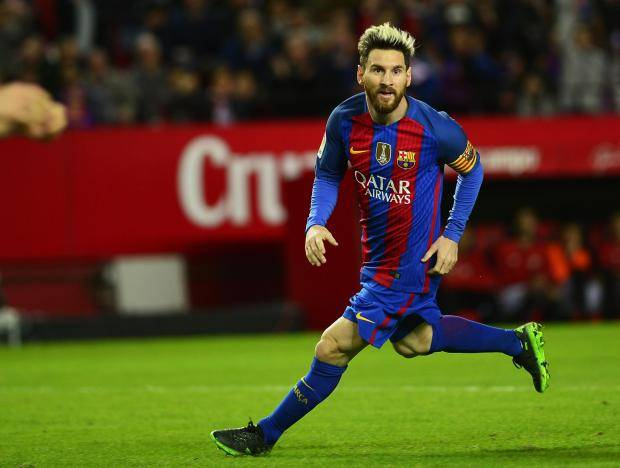 Messi: I don't consider myself the best