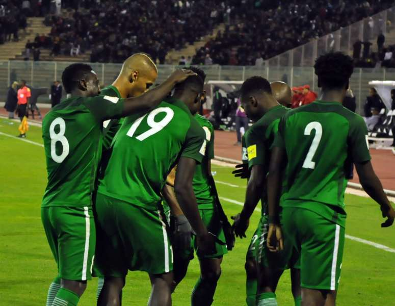 FIFA Confirm Eagles  Players  Jersey Numbers - Latest football news ... 984550092