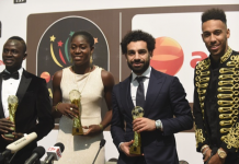 CAF Awards, African Player of the Year