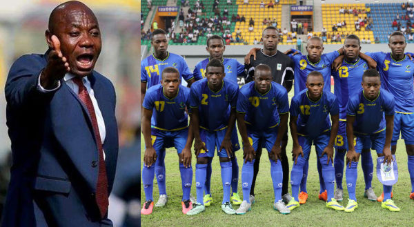 2019 AFCON: Tanzania desperate to break 38-year jinx