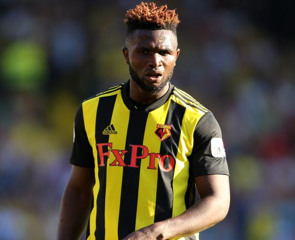 Watford striker, Isaac Success