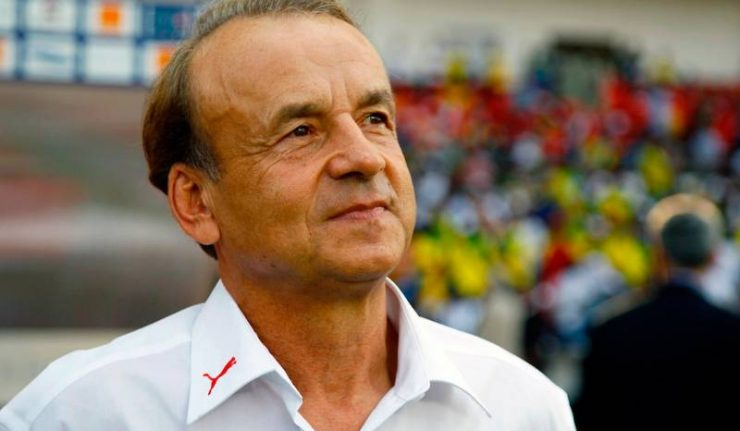 2019 Africa Cup of Nations: Nigeria coach Rohr rules out new players for tournament