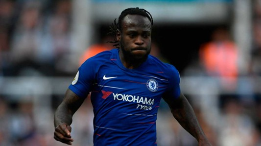 Crystal Palace Lead Race To Sign Former Boy Moses