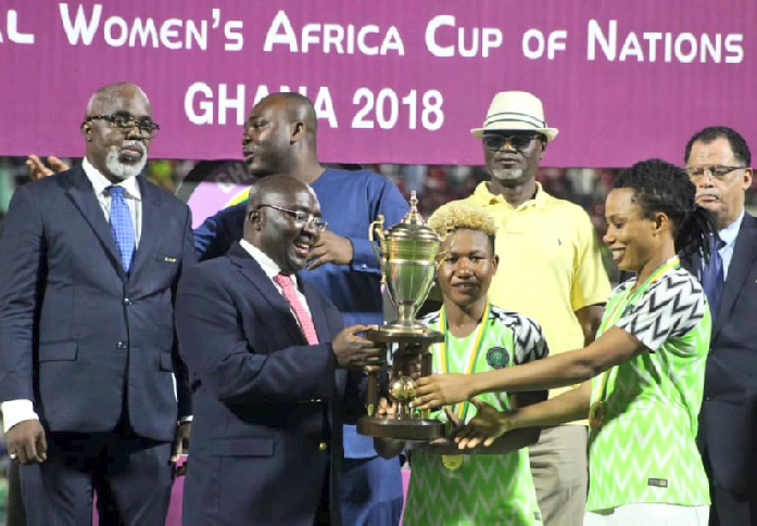 FIFA WWC: Tough draw for Super Falcons