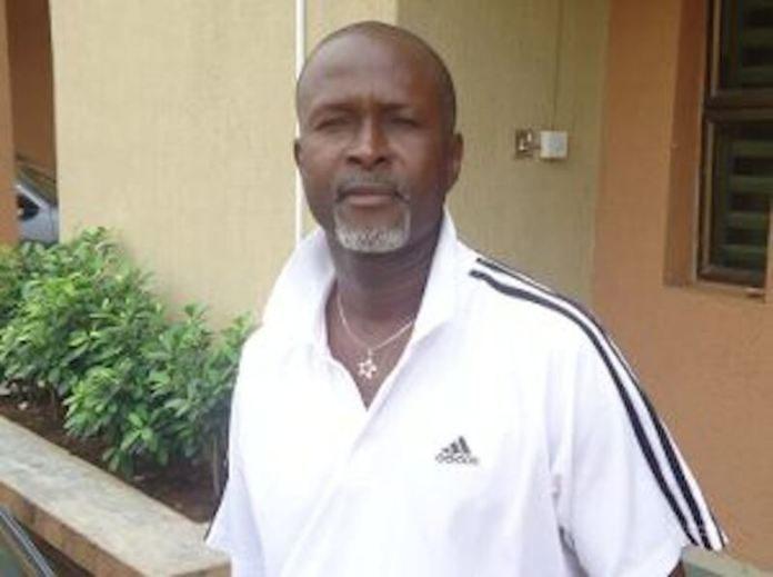 Bendel Insurance of Benin head coach Baldwin Bazuaye