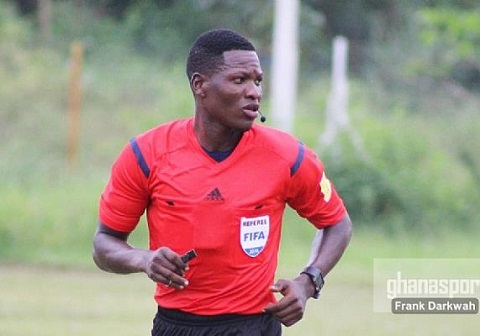Ghanaian referees handed Nigeria and Libya AFCON game