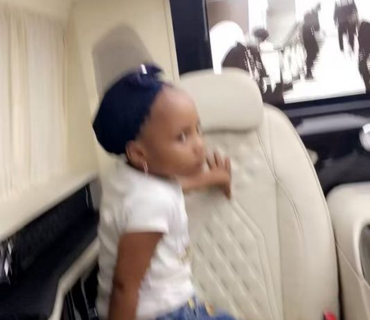 Ahmed Musa Flaunts His Expensive Multi-billion Dollar Car In A New Video