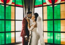 Ndidi and Dinma' s White Wedding