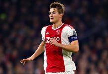 Ajax Captain De Ligt
