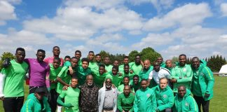 FIFA Schools Flying Eagles On New Rules Of The Game.