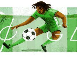 Google Celebrates Samuel Okwaraji's 55th Birthday With Doodle