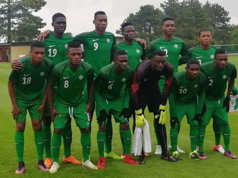 ea1381ea3 Following the Flying Eagles embarrassing defeat in the hands of their  American counterparts in their second Group at the ongoing FIFA U-20 World  Cup in ...
