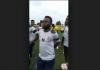 Captain of Akwa united FC Oto-obong Effiong